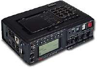 Fostex PD4 Portable DAT Recorder